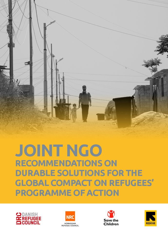 Joint NGO Recommendations on Durable Solutions for the