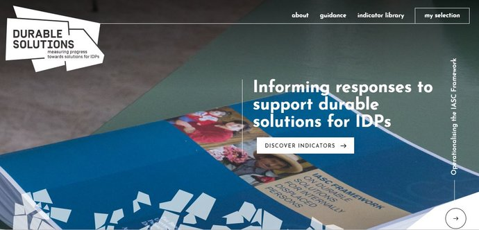 Informing responses to support durable solutions for IDPs   ALNAP