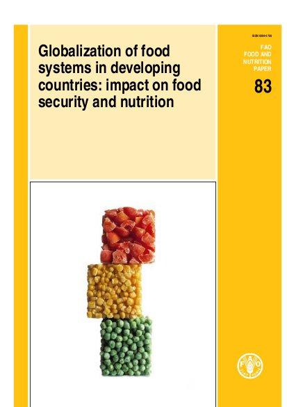 globalization of food